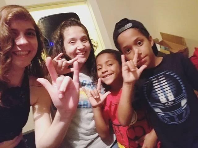 Deaf Child Street Team 2018