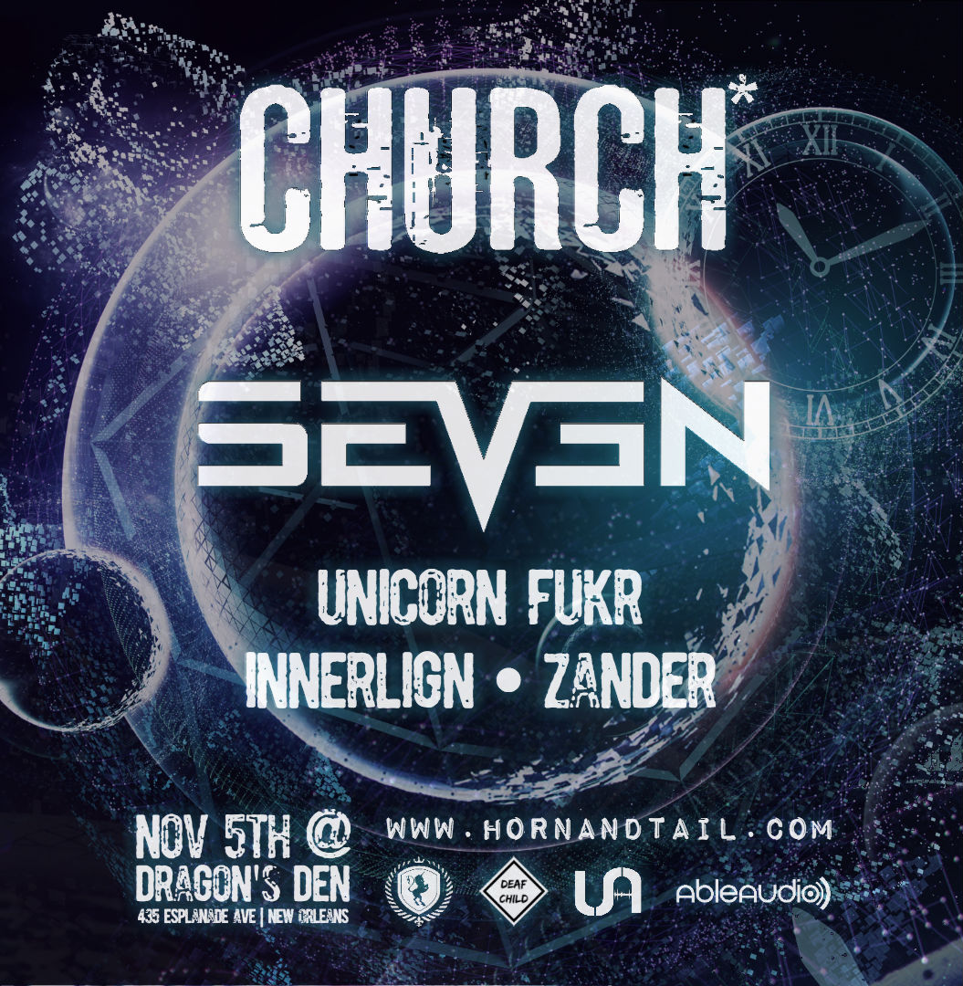 Seven Church* Uprise Audio Nola 2017
