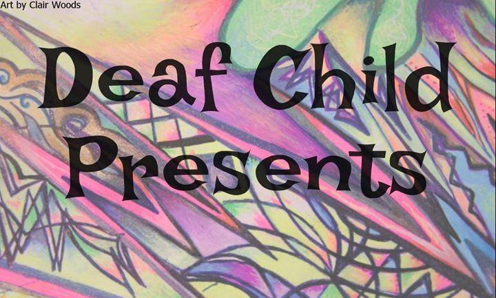 Deaf Child Sticker 2013