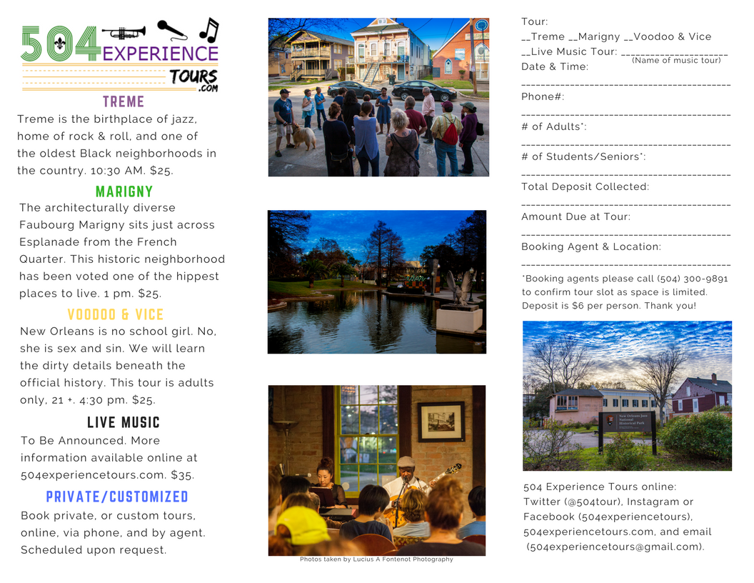 Deaf Child 504 Experience Tours 2017