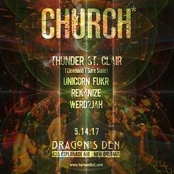 Bass Church Nola Thunder St Clair 2017
