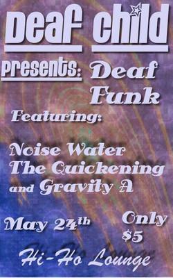 Funk Hiho Nola Deaf Child 2013