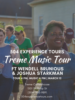 Wendell Brunious 504 Experience 2017