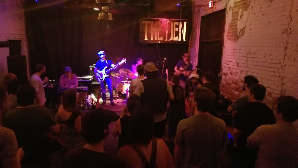 The Quickening in the Howlin Wolf Den, Another Story, Deaf Child Music Industry Blog, New Orleans Street Team