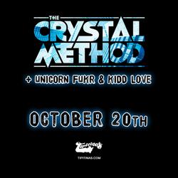 The Crystal Method Unicorn Fukr Tips 2017