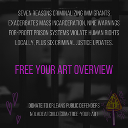 Free your art, have a heart! 2019