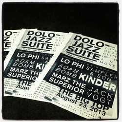 Dolo Jazz Suite New Orleans 2013