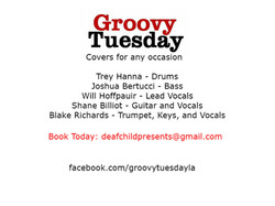 Groovy Tuesday New Orleans 2015