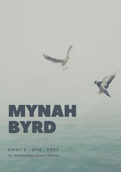 Mynah Byrd 2018