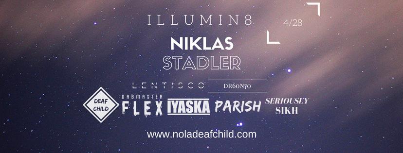 Illumin8 Deaf Child Niklas Stadler 2017