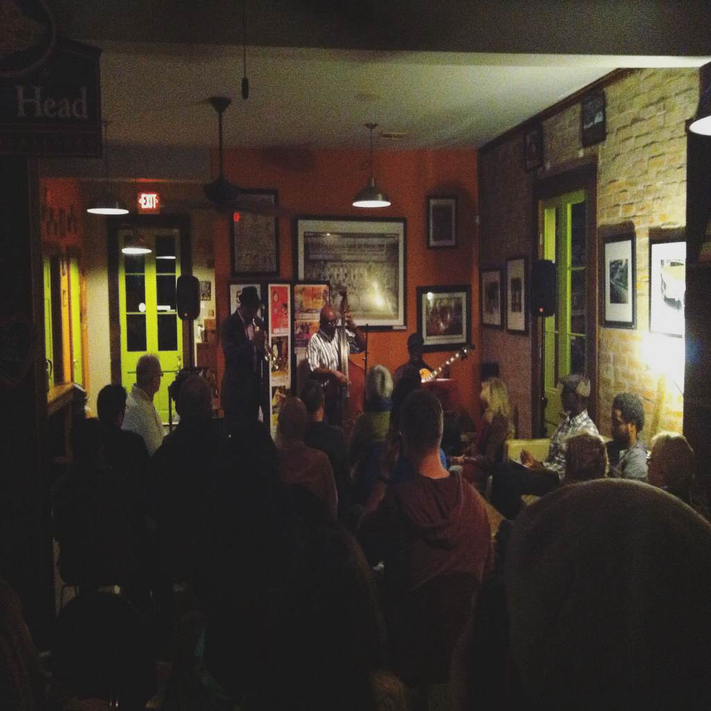 Treme Coffeehouse 2017