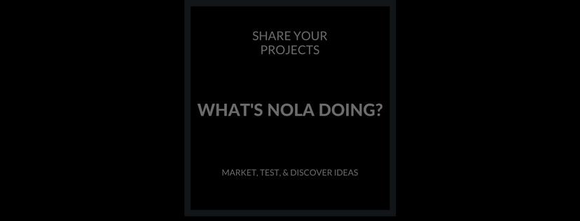What's Nola Doing? 2017