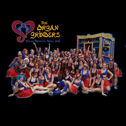 Organ Grinders Promo 2020