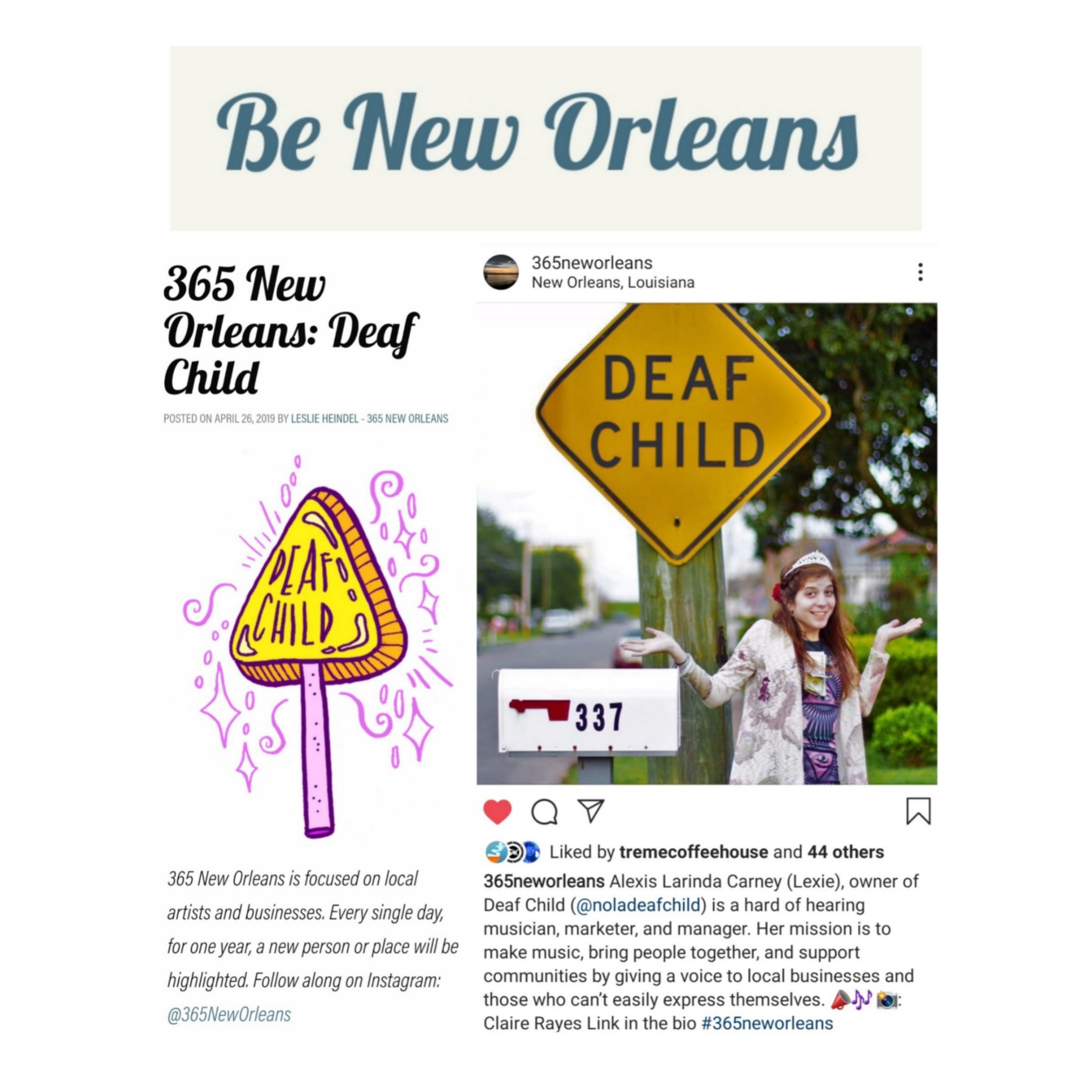 Be New Orleans 2019