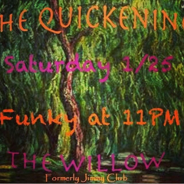 The Quickening New Orleans 2014