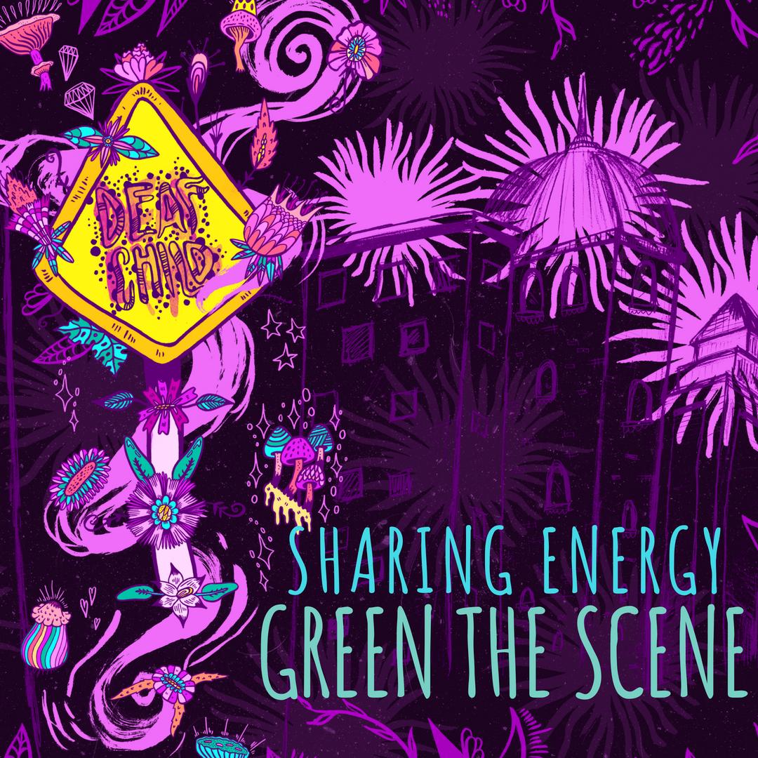 Green the Scene Sharing Energy 2018