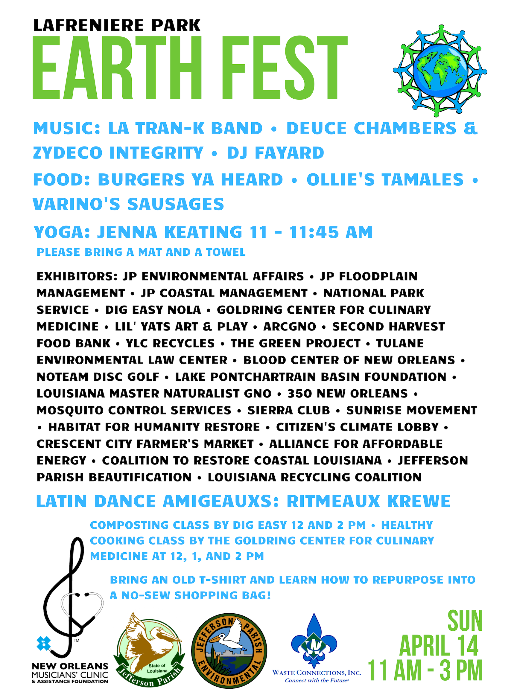 Earth Fest 2019 (cancelled due to weather)