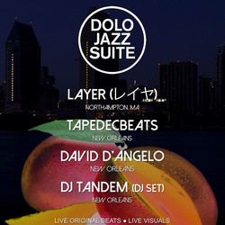 Dolo Jazz Suite New Orleans 2014