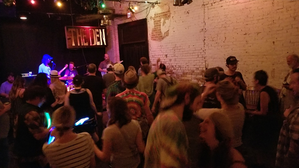 Empower People, Deaf Child Music Industry Blog, New Orleans Street Team, Buku, Jazz Fest, AEG, Winter Circle Presents