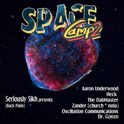 Space Camp 2 Seriously Sikh Stage 2017