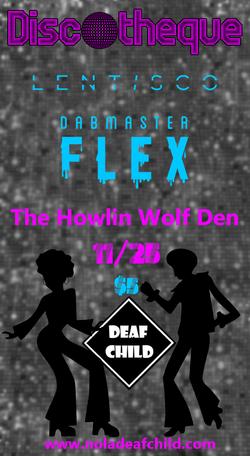 Deaf Child The Dabmaster Lentisco  2016