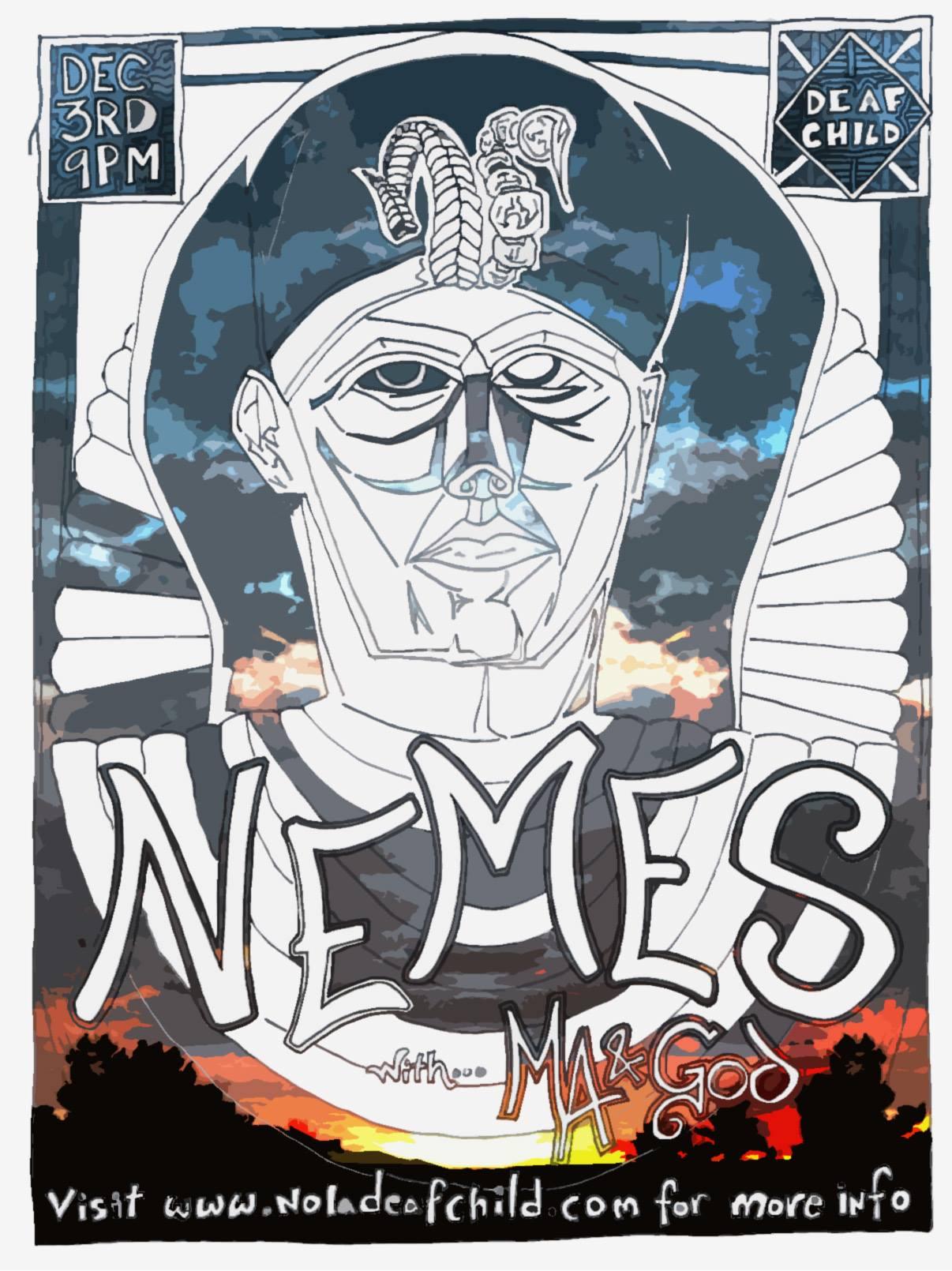 Nemes plus Ma and God 2016