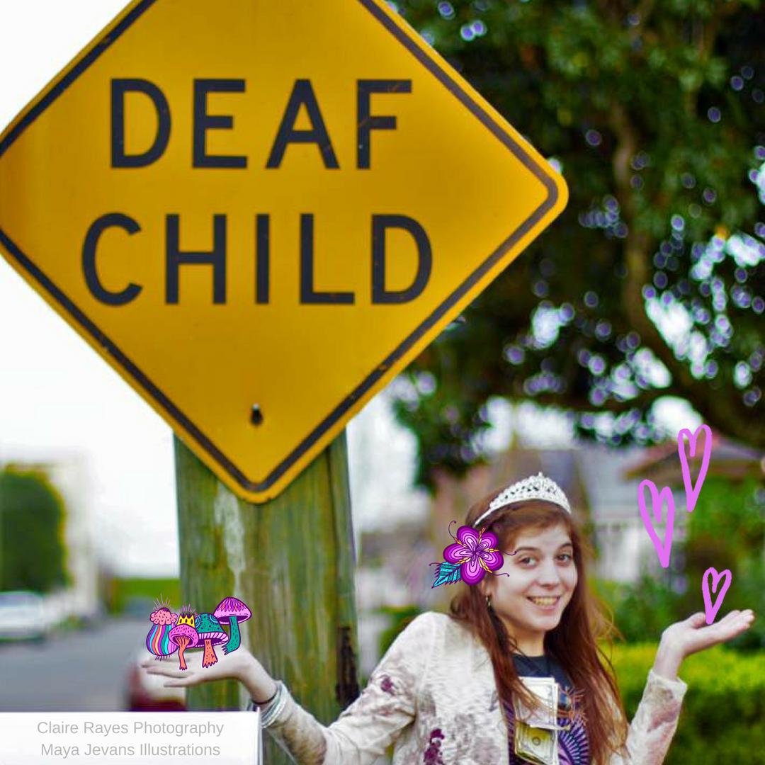 Nola Deaf Child 2018