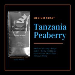 Treme Coffeehouse Bean Info 2019