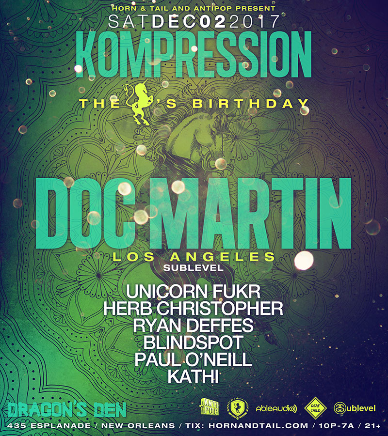 Doc Martin KOMPRESSION 2017