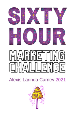 60 Hour Marketing Challenge eBook cover 2021