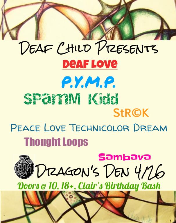 Deaf Love Nola Deaf Child 2013