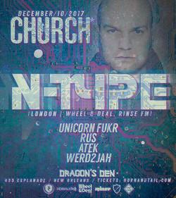N-Type Church* Nola2017