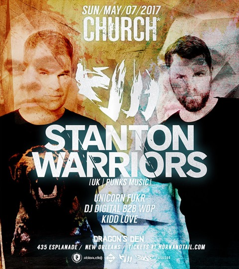 Horn & Tail Church Stanton Warriors 2017