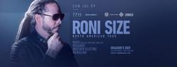 Roni Size Bass Church Nola 2017