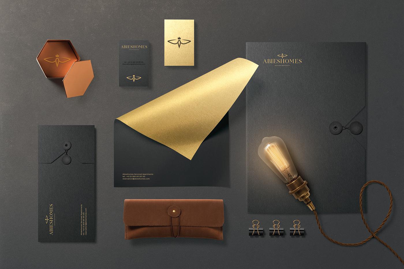 Abieshomes Branding
