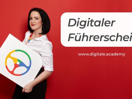 Digitaler Führerschein - Online Marketing Grundlagen