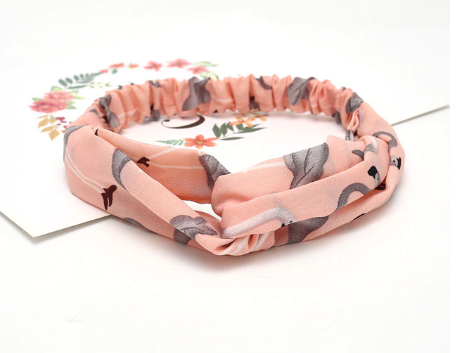 Pink Flamingo headband
