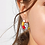 Thumbnail: Gorgeous multi-colored hoops