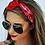Thumbnail: Red bow bandana