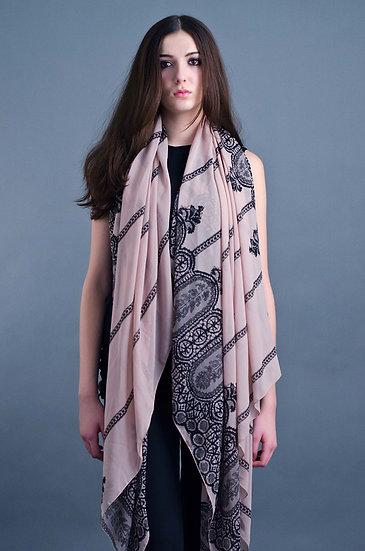 Gorgeous print scarf