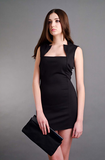 Little black cocktail dress
