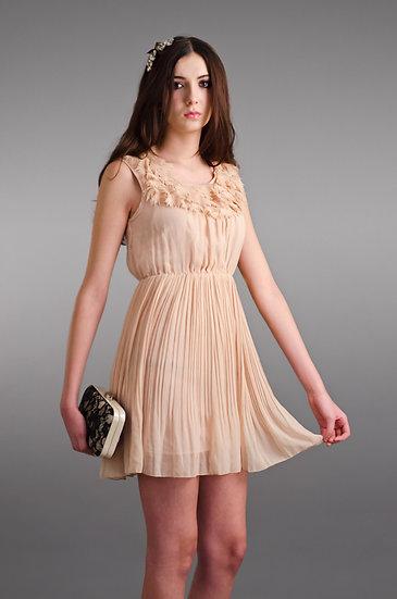 Gorgeous nude dress