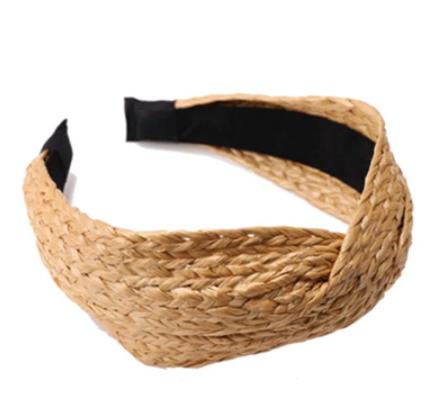 Weave headband