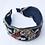 Thumbnail: Gorgeous embroidered headband