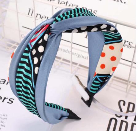 90s style headband