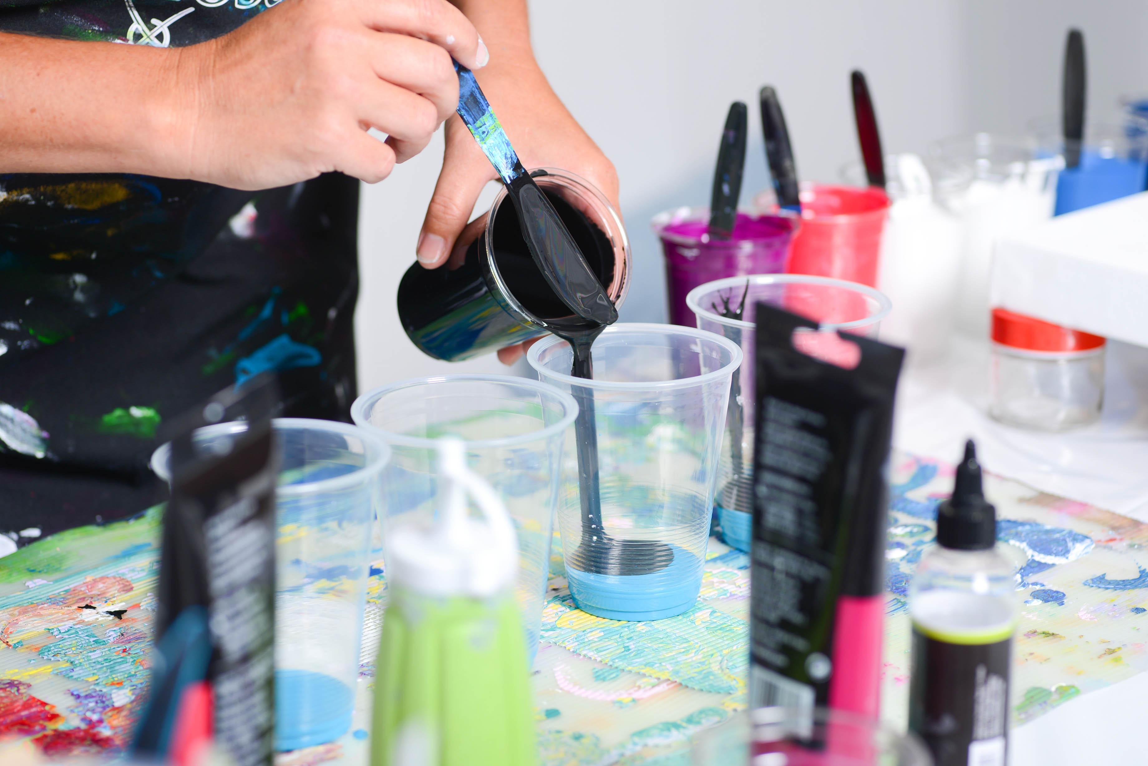 Atelier de peinture | Isabelle Plante | Lévis