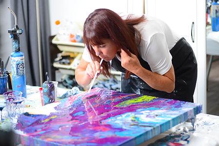 IZO artiste peintre