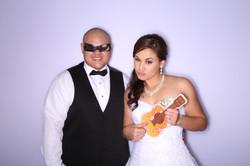 White The Wedding Memory Photobooth