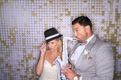 Gold The Wedding Memory Photobooth
