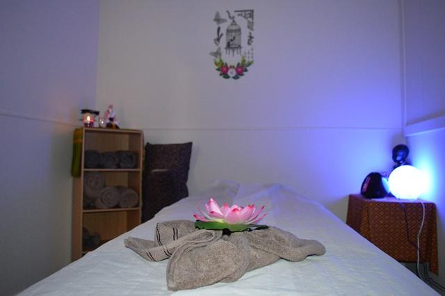 Relaxing Thai Massage Room